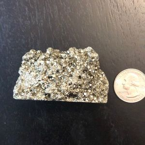 Other - Pyrite stand-up free-form